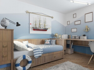 Bedroom Interior Designer