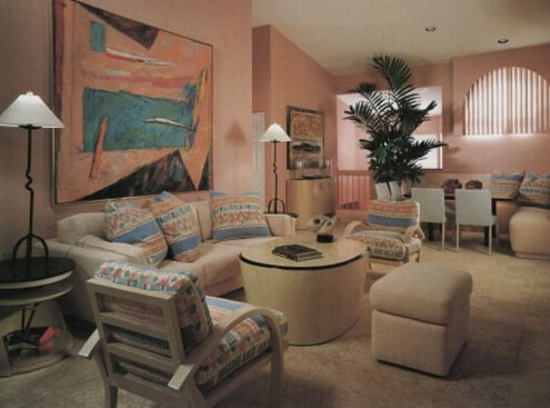 living room 1991 interior dcesign