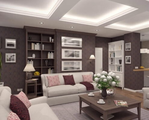 Interior Design Sneyd Park